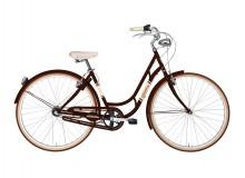 Adriatica Danish pruun jalgratas