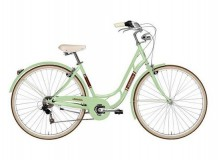 Adriatica Danish roheline jalgratas