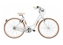 Adriatica Danish valge jalgratas