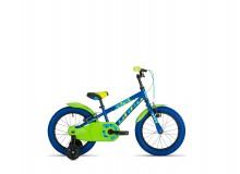 "Jalgratas Drag Rush SS 16"" sinine/roheline"