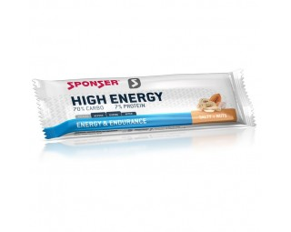 Sponser High Energy Bar 45 g Salty+Nuts