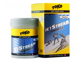 Toko JetStream Powder 3.0 Blue fluroripulber
