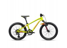 Orbea MX20 XC Lime-Watermelon 2021 lasteratas