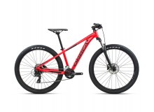 ORBEA MX27 XS DIRT RED-BLACK 2021 LASTERATAS