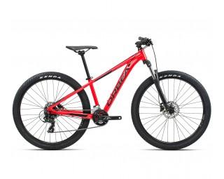ORBEA MX27 XS DIRT RED-BLACK 2021 LASTERATAS